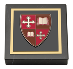 St. Lawrence University Paperweight - Masterpiece Medallion Paperweight