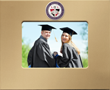 College of the Holy Cross Photo Frame - MedallionArt Classics Photo Frame