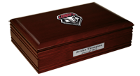 The University of New Mexico Desk Box - Spirit Medallion Desk Box
