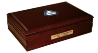 University of Northern Colorado Desk Box - Masterpiece Medallion Desk Box