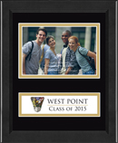 United States Military Academy Photo Frame - Lasting Memories Class of 2015 Banner Photo Frame in Arena