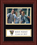 United States Military Academy Photo Frame - Lasting Memories Class of 2015 Banner Photo Frame in Sierra