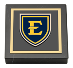 East Tennessee  State University Paperweight - Masterpiece Medallion Paperweight