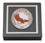Oklahoma Christian University Paperweight - Masterpiece Medallion Paperweight