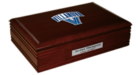 Villanova University Desk Box - Spirit Medallion Desk Box