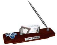 Villanova University Desk Pen Set - Spirit Medallion Desk Pen Set