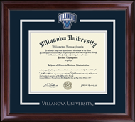 Villanova University Diploma Frame - Spirit Medallion Diploma Frame in Encore
