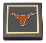 The University of Texas Austin Paperweight - Spirit Medallion Paperweight