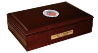 Seton Hall University Desk Box - Masterpiece Medallion Desk Box