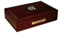 Gustavus Adolphus College Desk Box - Masterpiece Medallion Desk Box