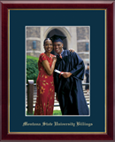 Montana State University Billings Photo Frame - Embossed Photo Frame in Galleria