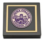 Elmira College Paperweight - Masterpiece Medallion Paperweight