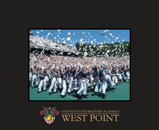 United States Military Academy Photo Frame - Spectrum Photo Frame in Expo Black
