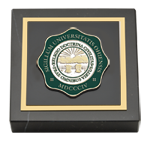 Ohio University Paperweight - Masterpiece Medallion Paperweight