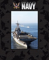 United States Navy Photo Frame - Spectrum Pattern Photo Frame