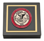 St. John's University, New York Paperweight - Masterpiece Medallion Paperweight
