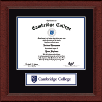 cambridge college diploma frame lasting memories banner collage diploma frame in sierra
