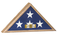 Flag Cases and Flag Boxes Flag Case - Memorial Honors Flag Case