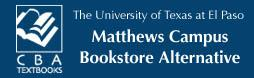Matthews Campus Bookstore Alternative
