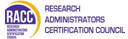 Research Administrators Certification Council