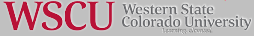 Western State Colorado University Bookstore